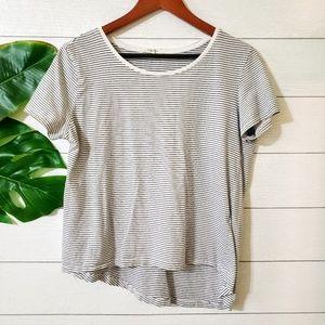 Zara Tops - ☀️3/$10☀️ Zara Organic Cotton Tee
